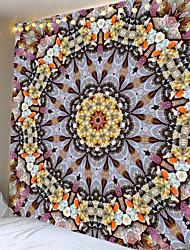 cheap -Fashion Brand New Hot Tapijt Muur Opknoping Polyester Mandala Patroon Deken Tapijt Home Decor