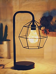 cheap -Table Lamp Creative / Decorative Modern Contemporary AA Batteries Powered For Bedroom <5V Black