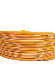 cheap -Manufacturer Supplies Environmentally Friendly Non-toxic Four Season Hose Car Wash Water Gun Special Orange Thick Garden Hose Pvc Water Pipe