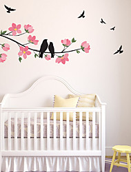 cheap -Arabesque Wall Stickers Bedroom, Removable PVC Home Decoration Wall Decal