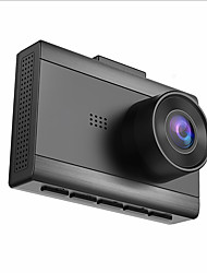 cheap -New Haisi 4K Travel Recorder wifi HD Night Vision Car Dvr Head GPS Positioning Parking Monitoring Backing Image Dash Cam with WIFI / Parking Monitoring / motion detection Car Recorder