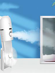 Недорогие -Мини электрический вентилятор увлажнения воды пополнения красоты инструмент / портативный настольный зарядка usb