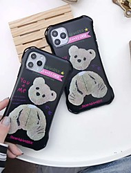 cheap -Case For Apple iPhone 7/8/9/10/11 / iPhone 11 Pro / iPhone 11 Pro Max Pattern Back Cover Marble Plastic