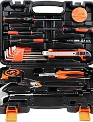 Недорогие -19 шт. Домашнего оборудования набор инструментов подарок ящик для инструментов комбинированный набор инструментов бытовой ручной набор инструментов