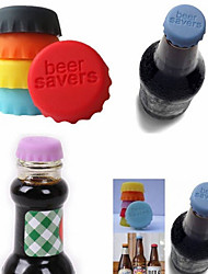 cheap -Bottle Stoppers / Travel Kit Silica Gel Portable / Camping & Hiking Solid Colored