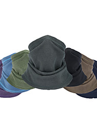 cheap -Neck Gaiter Neck Tube Men's Women's Balaclava Neck Gaiter Neck Tube Solid Colored Thermal Warm Windproof Breathable for Fitness Running Jogging Autumn / Fall Winter Spring Dark Grey Purple Dark Green