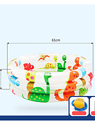 cheap -Water Play Equipment Inflatable Pool PVC(PolyVinyl Chloride) Summer Pool Kid's Adults'