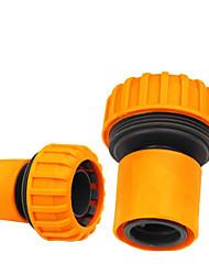 Недорогие -1 дюйм водопровод быстрое подключение воды быстрое соединение совместных автомойка водяной пистолет аксессуары водопровод шланг пластиковый шланг
