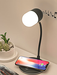 cheap -Desk Lamp Eye Protection / Mobile phone Wireless Charging Modern Contemporary DC Powered For Study Room / Office / Office DC 5V Blushing Pink / Green / White