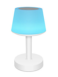 cheap -LED Colorful Desk Lamp Rechargeable Bedside Lamp Bluetooth Audio Lamp Multi-Functional Eye Protection Learning Desk Lamp