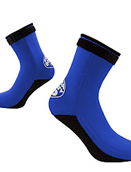 cheap -HISEA® Men's Women's Neoprene Boots 3mm Neoprene Anti-Slip Swimming Snorkeling Beach - for Adults