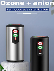 cheap -Car Air Purifier car negative ion sterilization formaldehyde odor removal