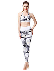 cheap -Activewear Top Pattern / Print Gore Women's Daily Wear Running Natural POLY Milk Fiber