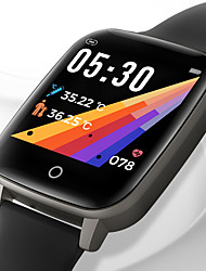 cheap -T2 Smart Watch Body Temperature Measure Monitor Heart Rate Fitness Tracker Smart band