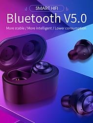 Недорогие -A6 tws bluetooth5.0 беспроводные наушники hifi голос спорт ухо стерео беспроводные наушники с защитой от пота с 300 мАч зарядка