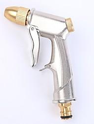 Недорогие -автомойка высокого давления водяной пистолет головы автомойка водяной пистолет сад полива инструменты чистой меди сплава гальваническим водяной пистолет головы