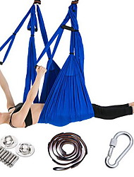 cheap -KALOAD Air Yoga Fitness Hammock 550LBS Load Capacity Yoga Studio Quality Swing Yoga Hammock