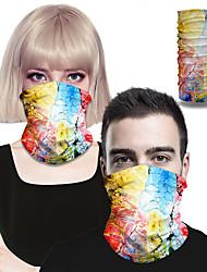 cheap -Daily Wear / Street Poly / Cotton Bandanas Fashion / Abstract / Creative - 1 pcs