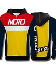 Недорогие -первый красный и желтый внедорожный мотоциклетный флисовый свитер из фокса езда на велосипеде одежда вниз одежда мотоцикл джерси спорт на открытом воздухе куртка для отдыха мото