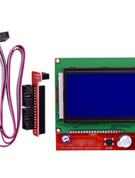 cheap -3D printer smart controller RAMPS1.4 LCD 12864 LCD Control Panel