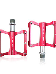 cheap -Bike Pedals Anti-Slip High Strength Durable Aluminium 7075 for Cycling Bicycle Mountain Bike MTB Black