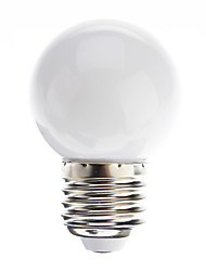 cheap -1pc 1 W LED Globe Bulbs 45 lm E27 G45 3 LED Beads SMD 5050 Creative Party Decorative Multi-colors 110-240 V