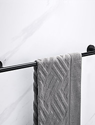 cheap -Towel Bar New Design / Creative Antique / Modern Stainless Steel / Low-carbon Steel / Metal 1pc - Bathroom 1-Towel Bar Wall Mounted