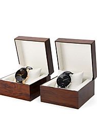 cheap -Watch Display Stand Watch Boxes Wood 7.3 cm 11 cm