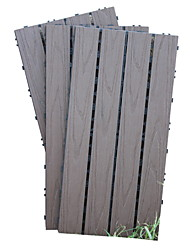 cheap -Plastic Wood Co-extruded Flooring Wholesale And Custom Anji Huaxu Co-extruded Wood Board 30*60 1 PC