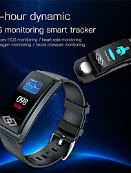 cheap -JSBP P10 Women Smart Bracelet Smartwatch BT Fitness Equipment Monitor Waterproof with TWS Bluetooth Wireless Headphones Music Headphones for Android Samsung/Huawei/Xiaomi iOS Mobile Phone