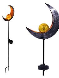 Недорогие -Светодиодные солнечной энергии пламени факел открытый индукционная лампа для сада двор земля ландшафтный газон огни водонепроницаемый ip44 сад патио освещения 1 шт.
