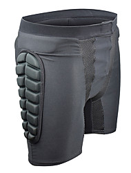 cheap -Professional Mototcycle armor pants Lycra Spandex Flexible Breathable protective shorts cycling racing riding gear hips