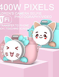 cheap -Children's Camera Waterproof 1080P HD Screen Camera Video Toy 28 Million Pixel Kids Cartoon Cute Camera Outdoor Photography kids