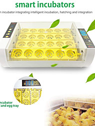 cheap -Egg Incubator2020 Upgraded Egg Incubator with Automatic Egg Turning and Temperature Control24 Eggs Digital Hatching Incubator with LED Display for Chicken Ducks Goose Birds Quail
