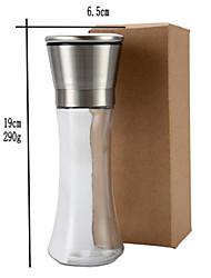 Недорогие -Приправа мельница для перца ручной специи мельница для соли барбекю инструменты из нержавеющей стали гаджеты для приготовления пищи