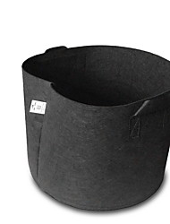 cheap -Plant Bag Grow Bag Planting Bag Black Non-woven Fabric Planting Bag Tree Planting Bag Growth Seedling Pot