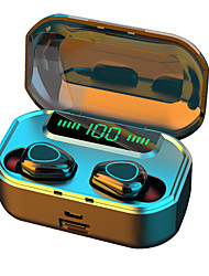 cheap -iMosi G20 True Wireless Headphones TWS Earbuds Wireless Stereo with Microphone with Volume Control for Apple Samsung Huawei Xiaomi MI  Mobile Phone