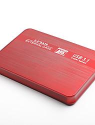 Недорогие -litbest yd0016 hdd мобильный высокоскоростной внешний портативный жесткий диск персональное облако интеллектуальное хранилище 2.5 дюйма usb3.0 красный 120 г / 160 г / 250 г / 320 г / 500 г