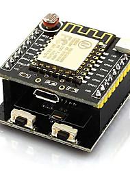 cheap -ESP8266 Serial WIFI Witty Cloud develop Board ESP-12F Module for TE567 nodemcu