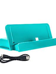 Недорогие -переключатель мини игровая приставка держатель зарядного устройства облегченная зарядная база аксессуар Nintendo