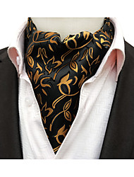 cheap -Men's Party / Work / Basic Cravat & Ascot - Print / Jacquard
