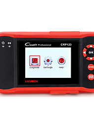 cheap -Launch  CRP123 obd2 OBDII code reader scanner Engine ABS Airbag Transmission car diagnostic tool Multilingual free update online