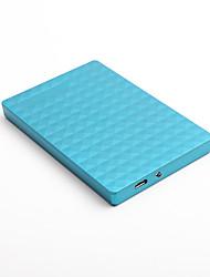 Недорогие -litbest yd0024 hdd мобильный высокоскоростной внешний портативный жесткий диск персональное облако интеллектуальное хранилище 2.5 дюйма usb3.0 синий 120 г / 160 г / 250 г / 320 г / 500 г