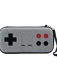 Недорогие -Аксессуары для игрового контроллера Назначение Nintendo Переключатель / Переключить облегченный ,  Творчество Аксессуары для игрового контроллера Кожа PU 1 pcs Ед. изм