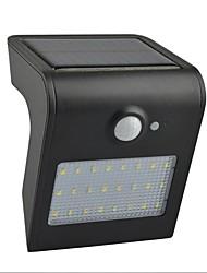 cheap -YWXLight® 2835SMD 24W Montion Sensor LED Solar Lamp Garden Lamp Power LED Street Light Wall Lamps for Outdoor Lighting
