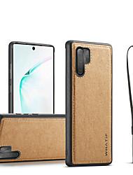 Недорогие -Новый водонепроницаемый чехол для телефона из крафт-бумаги для Samsung Galaxy Note 10 / Note 10 Plus / S10 Plus / S9 Plus / S8 Plus / S10 / S9 / S8 Противоскользящий чехол для Samsung Galaxy S10E /