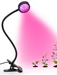 cheap -Grow Light LED Plant Growing Light 6 W 1000 lm 44 LED Beads Easy Install LED Grow Lights Growing Light Fixture 85-265 V