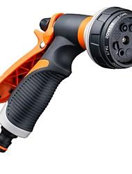 cheap -New Plastic Household Garden Watering Spray Gun Garden Shower Gardening Sprinkler Set Amazon Hot
