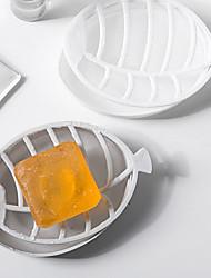 Недорогие -двойная мыльница в форме рыбы в ванной пластиковый сливной мыльница туалетный мыльница мыльница