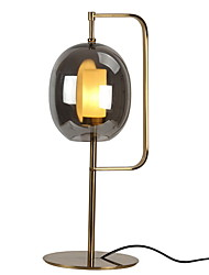 cheap -Table Lamp Decorative Modern Contemporary For Indoor 220V Gold Black